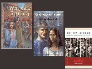 heather - book covers