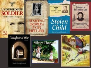 Marsha - book covers